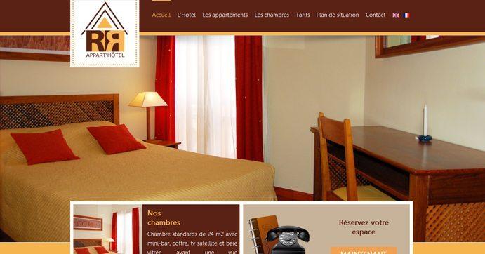 Hôtel La Résidence du Rova