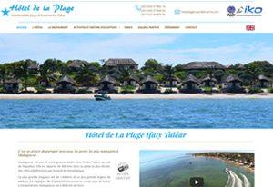 L' Hôtel de la plage à Ifaty – Tuléar