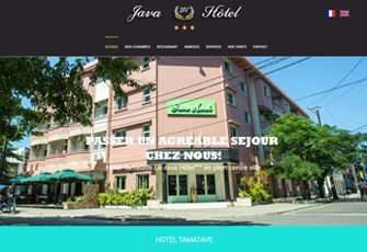Java Hôtel Tamatave Madagascar