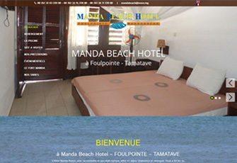 Le Manda Beach Hôtel Foulpointe