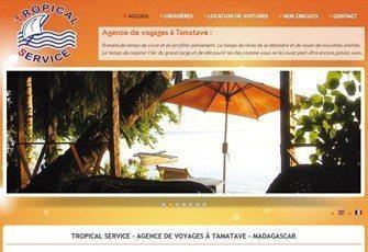 L' Agence de Voyages Tropical Service
