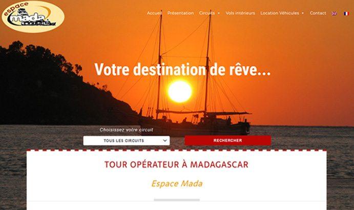 Espace Mada - Tour Opérateur à Madagascar