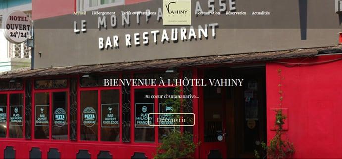 L' Hôtel et Appart Vahiny Antananarivo