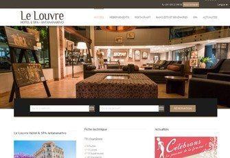 Hôtel & spa du Louvre Antananarivo