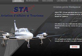 La Compagnie Aérienne privée STA Madagascar