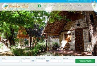 Hôtel Le Bamboo Club Ifaty – Tuléar