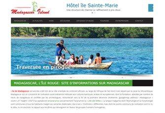 Le site d'information sur l'Ile Rouge dans l'Océan Indien – Madagascar Island