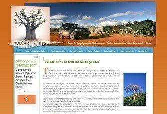 Site touristique – Ifaty et régions Sud de Madagascar