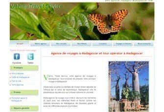 Tour operator Vahiny Travel Service Madagascar