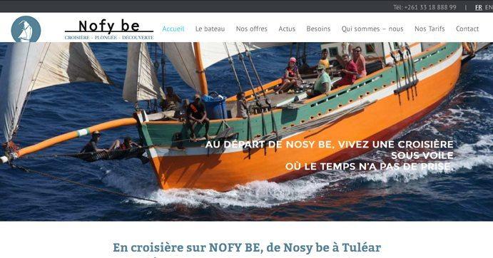 En croisière sur NOFY BE, de Nosy be à Tuléar découvrez Madagascar autrement !