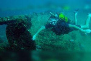 Plongeur de profondeur