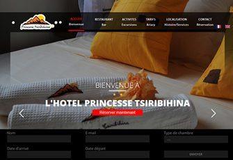 Hôtel Princesse Tsiribihina Miandrivazo Madagascar