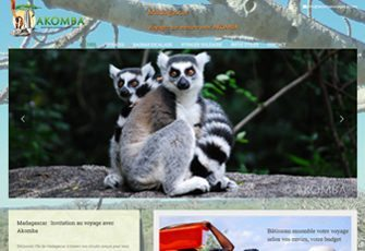 Tour Operator Akomba Madagascar Aventure