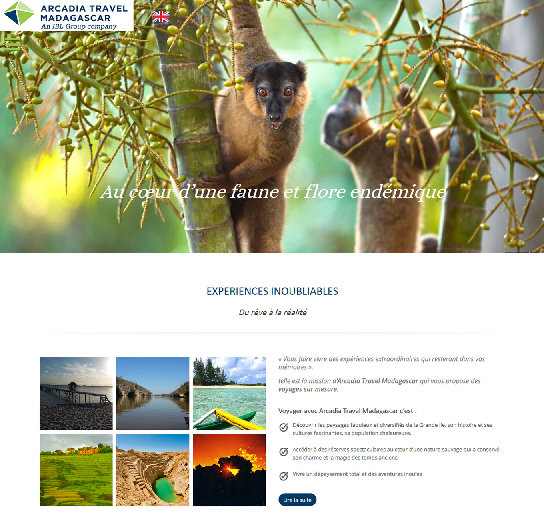 Arcadia Travel Madagascar