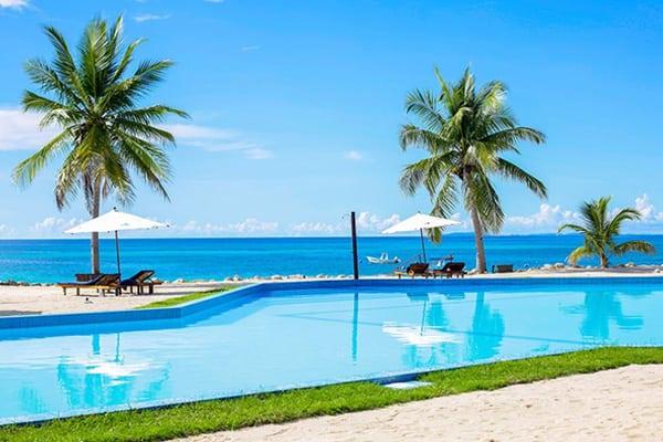 Piscine - Nosy Saba Island Resort & Spa - Ecolodge luxe Madagascar
