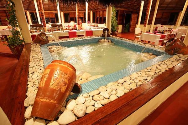 Restaurant - Nosy Saba Island Resort & Spa - Ecolodge luxe Madagascar